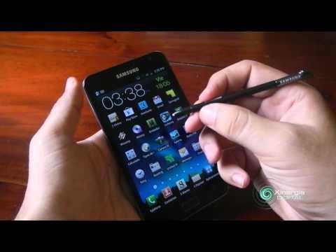 Experiencia Galaxy Note Parte 1