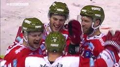 EBEL, 22. Runde: HC Bozen - HC Innsbruck 4:1