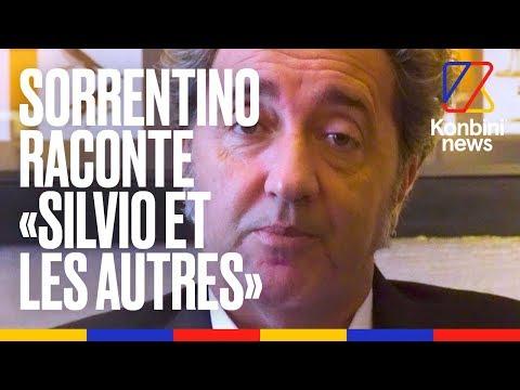 Paolo Sorrentino nous parle de son dernier film : Silvio et les autres