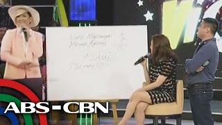 GGV: What is the result of MarJo in FLAMES?