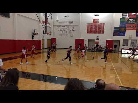Plymouth Christian Academy 6th Grade Boys Basketball 01/17/18 Part 2