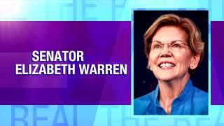 Tuesday on 'The Real': Senator Elizabeth Warren
