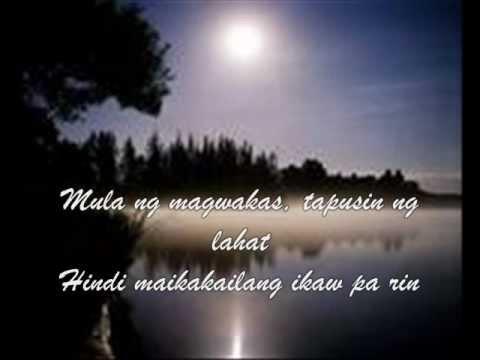 Muli - Gary Valenciano & Regine (w/Lyrics)