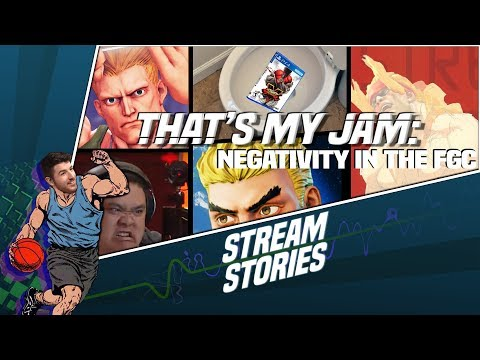 That's My Jam: Negativity in the FGC