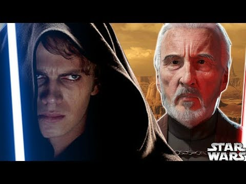 How Anakin Used a FORBIDDEN FORCE POWER To Attack Dooku - Star Wars Explained