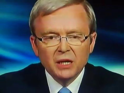 report on kevin rudd In his capacity as chair of the independent commission on multilateralism, aspi president kevin rudd published a report with recommendations for.