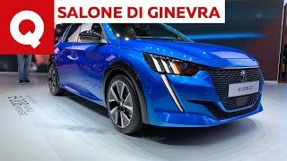 Nuova Peugeot 208, GT Line ed elettrica. Tutti i dettagli - Salone di Ginevra 2019   Quattroruote