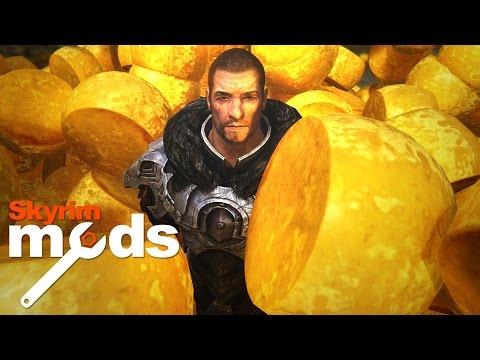 Skyrim is now Cheese - Top 5 Skyrim Mods of the Week