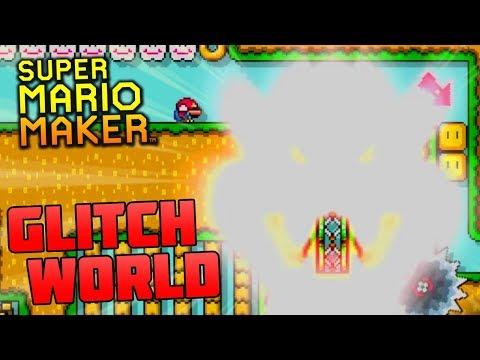 Super Mario Maker: Glitch World Abenteuer | MineZoneGermany