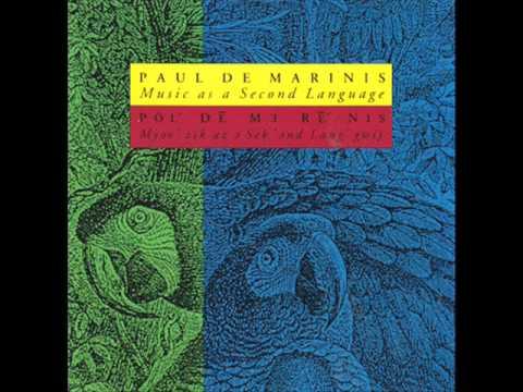 Paul De Marinis - Fonetica Francese