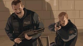 GTA IV: how to become a cop - (GTA IV cop)