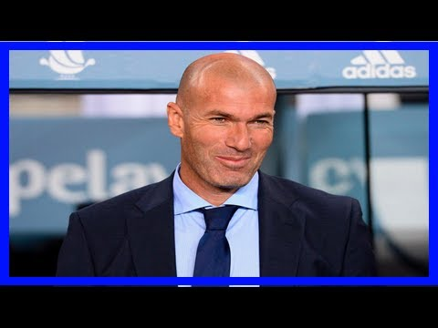 Zinedine zidane signs new three-year real madrid contract… without even entering into negotiations