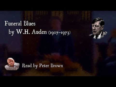 Funeral Blues By W.H. Auden | Poetry Reading | #08