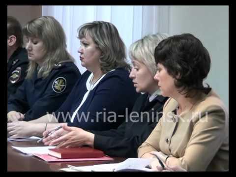 В администрации Ленинск-Кузнецкого городского округа состоялось очередное совместное заседание