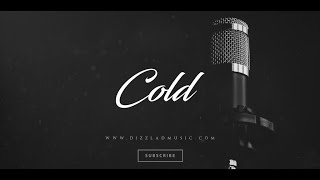 """Cold"" - Sad Emotional Piano Rap Beat Hip Hop Instrumental 2019"