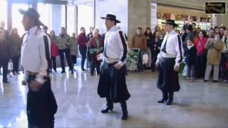 Show de Malambo y Boleadoras - En Vivo Mercado Agricola