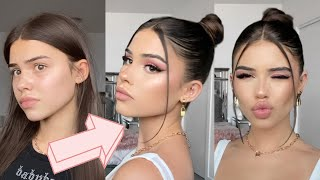 going out for the first time in a long time *GRWM*