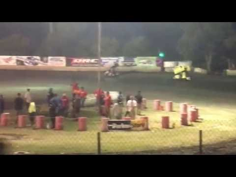 Kyle Larson's 2nd Annual Outlaw Kart Showcase - Open Dash 2016