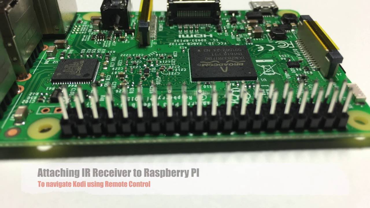 How to enable a Harmony 650 universal remote to navigate Raspberry PI (OSMC  Software)