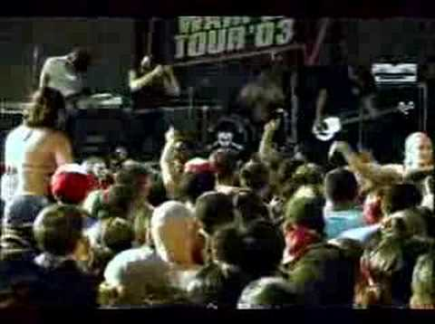 Tsunami Bomb - Say it if you mean it (live warped tour '03)