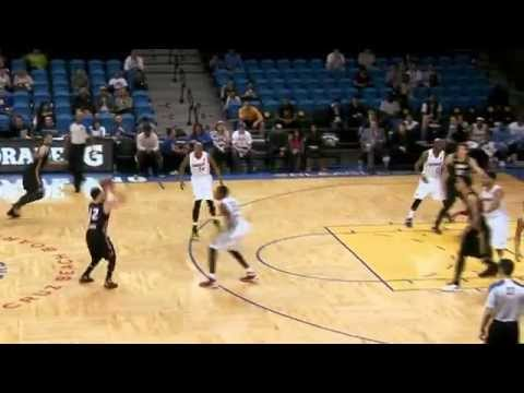 NBA D-League Gatorade Call-Up: Seth Curry to the Suns