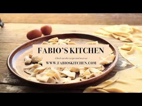 Fabios Kitchen: Episode 1, Quick Fresh Pasta Dough