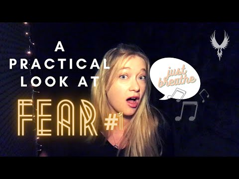 A PRACTICAL LOOK AT FEAR IN MUSIC PERFORMANCE: PART 1