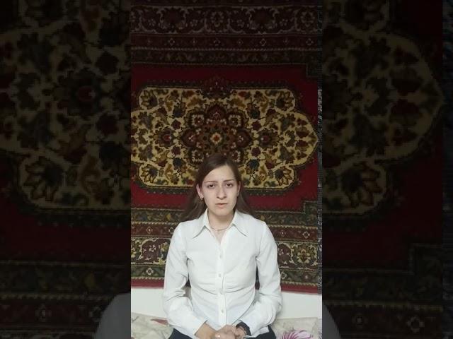 Изображение предпросмотра прочтения – ОльгаСеребрякова читает произведение «Несказанное, синее, нежное...» С.А.Есенина
