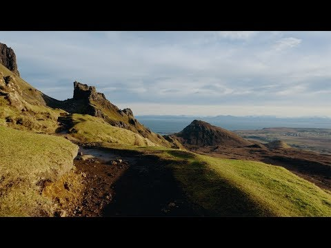 Van Life - Isle of Skye trip