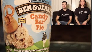 Ben & Jerry's Candy Bar Pie Ice Cream - The Two Minute Reviews - Ep. 439 #tmr
