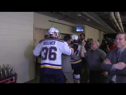 Gotta See It: Behind scenes of Blues celebration after Game 7