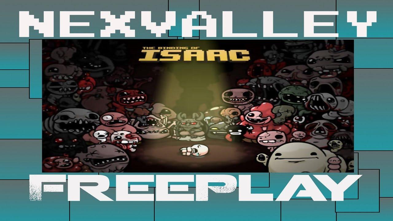 play binding of isaac free
