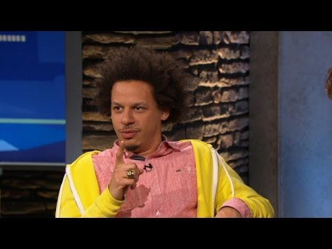 Eric Andre Gets Weird, Talks Mushrooms And Takes Acid