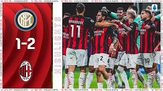 Highlights | Inter 1-2 AC Milan | Matchday 4 Serie A TIM 2020/21
