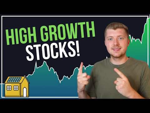 Make Profit From High Growth Renewable Energy Stocks!