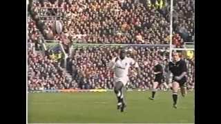 Rugby Test Match 1997 (1st) - England vs. New Zealand