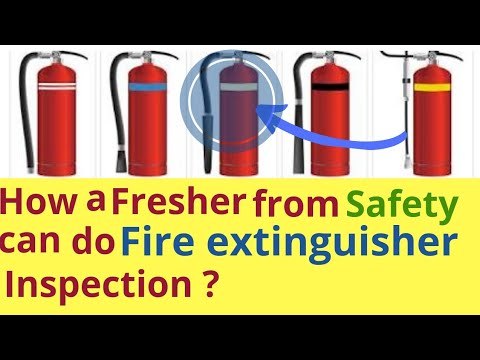 how-to-do-monthly-fire-extinguisher-inspection-by-fresher-from-safety||-nebosh-approved||-in-english