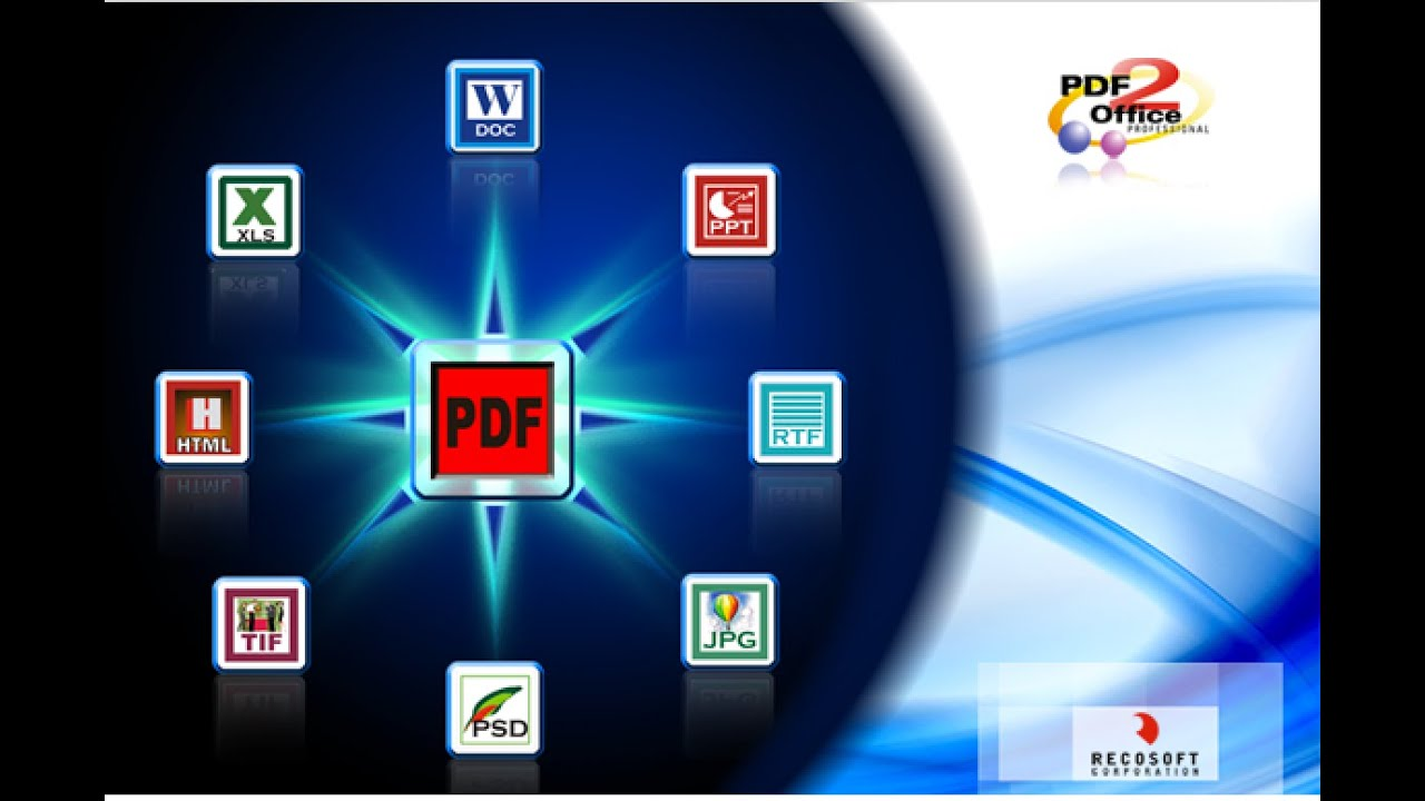 pdf to excel coverter