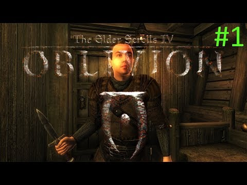 THE ELDER SCROLLS 4 - OBLIVION PART 1 - THE ADVENTURE OF JOAO WINDSCALE