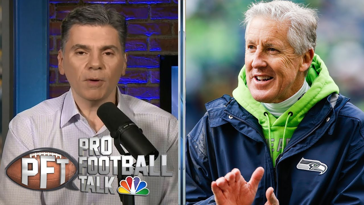 PFT Overtime: Broncos' leadership void, Seattle Seahawks' draft strategy | NBC Sports