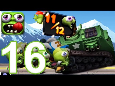 Zombie Tsunami - Gameplay Walkthrough Part 16 (iOS, Android)
