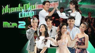 Nhanh Như Chớp Mùa 2 Full HD | Nhà Hoa Dâm Bụt Đại Náo GameShow Khiến Trường Giang Rối Não