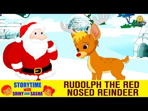 Rudolph The Red Nosed Reindeer | Christmas Carol - Christmas Songs for Children | Koo Koo Tv
