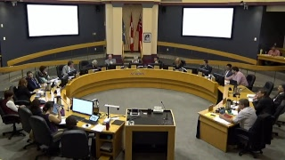 Youtube video::May 23, 2017 Council Meeting