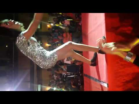 Heboh!! Cristina Knowles Lipsing Single Ladies Beyonce