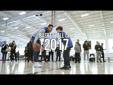 Basketball City Events of 2017