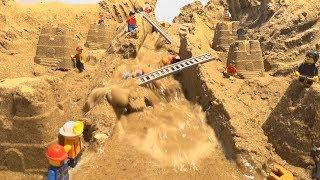 World's First Anti LEGO Dam Breach Construction