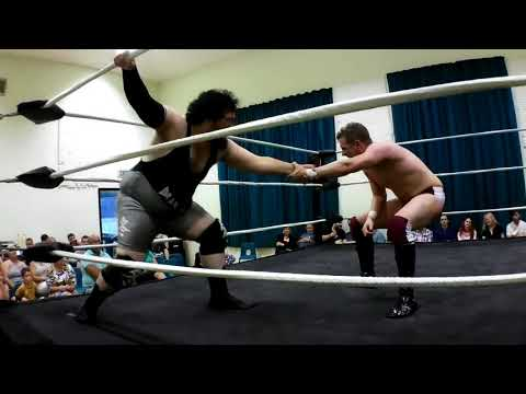 Drake Wynter Vs. David Eton (OCW King Of The Ocean Tournament Round 1)