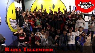 [Lucca Comics & Games] Raina Talgemaier: Dallo straordinario punto di vista degli adolescenti.