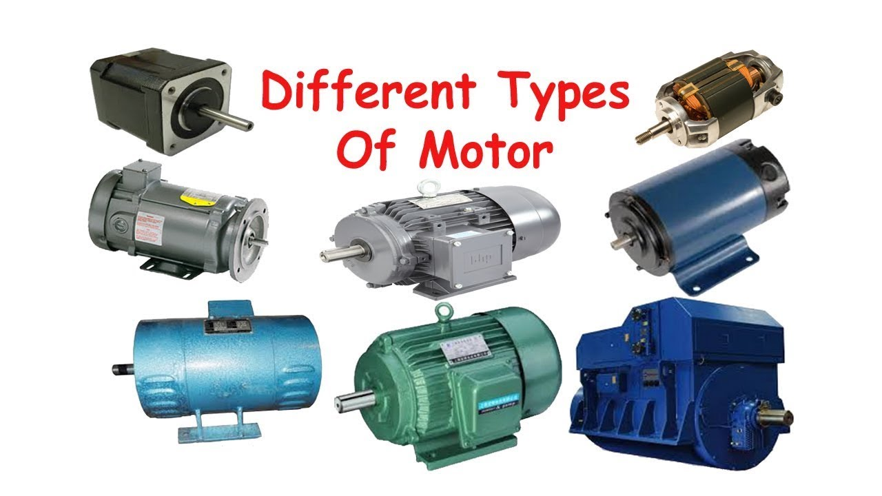 types of motors ii electrical technology ii part 12 ii telugu youtube. Black Bedroom Furniture Sets. Home Design Ideas